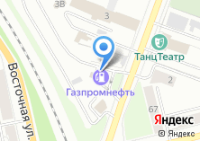 Компания «АЗС Газпромнефть-Урал Кировский район» на карте