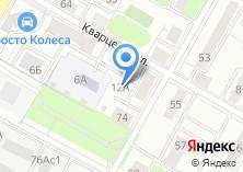 Компания «Жара» на карте
