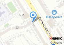 Компания «Равис-птицефабрика Сосновская» на карте