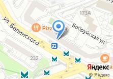 Компания «КЛОСС» на карте