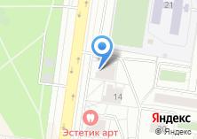 Компания «Пионерская» на карте