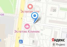 Компания «Автостоянка на ул. Учителей» на карте