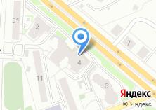 Компания «Инстар Лоджистикс» на карте