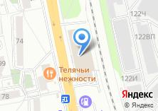 Компания «Поешь-ка» на карте
