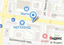 Компания «FIZKULTURA» на карте