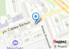 Компания «Уралхимпродукт» на карте
