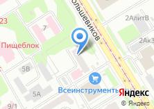 Компания «Екатеринбургский Медицинский Центр» на карте