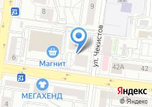 Компания «Веркцойге» на карте