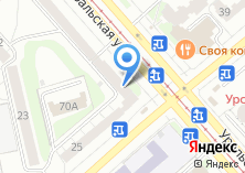 Компания «Сталь Форс» на карте