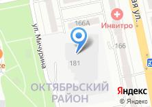 Компания «Гимназия №40» на карте