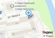 Компания «СтандартБетонРесурс» на карте