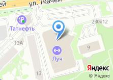 Компания «Run4Life» на карте