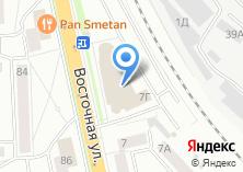 Компания «Кухни» на карте