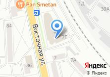 Компания «Фабрика Сна» на карте