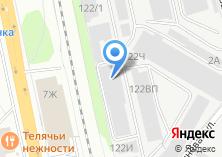 Компания «Элпро» на карте