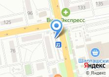 Компания «MediaCity» на карте