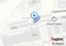 Компания «196.ru» на карте
