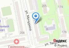 Компания «ДОМОВОЙ единая квартирная база Однокомнатная квартира; Двухкомнатная квартира» на карте