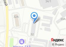 Компания «Гидропрофиль» на карте