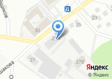 Компания «Мебельный магазинчик» на карте