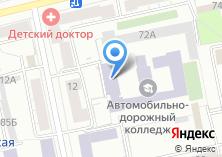 Компания «Прайм-Авто» на карте
