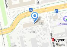 Компания «Технадзор» на карте