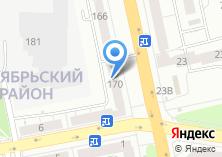 Компания «Сантурн» на карте