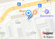 Компания «ПрофСистемы» на карте