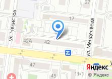 Компания «Параллели» на карте