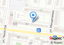 Компания «Империя дверей» на карте