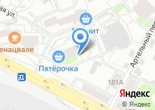 Компания «Строящийся жилой дом по ул. Бобруйская» на карте