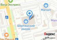 Компания «Медовая лавка» на карте