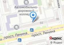 Компания «MFX» на карте