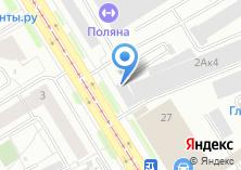 Компания «Уралфанком» на карте