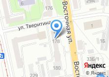 Компания «Анкоридж» на карте