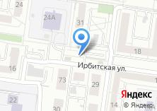 Компания «Автостоянка на ул. Менделеева» на карте
