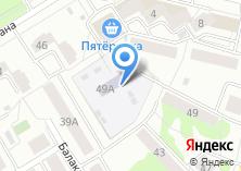 Компания «Детский сад №225» на карте