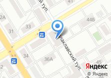 Компания «Котофей-Урал» на карте