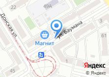 Компания «Медовый край России» на карте