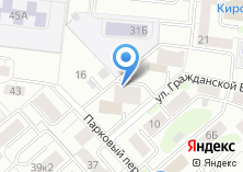 Компания «ЛеноваГрупп» на карте