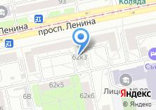 Компания «Самобранка» на карте