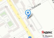 Компания «Общежитие УрЮИ МВД России» на карте