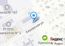 Компания «Автостоянка на Каширской» на карте