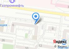 Компания «Вилонова» на карте