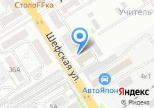 Компания «Урал-Нова» на карте