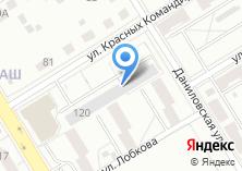 Компания «Москитка» на карте