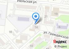Компания «Адекс-Нова» на карте