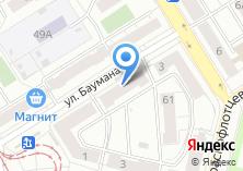 Компания «Арома-Сити» на карте