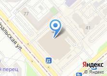 Компания «Blinki» на карте