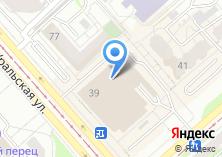 Компания «Медовый домик» на карте